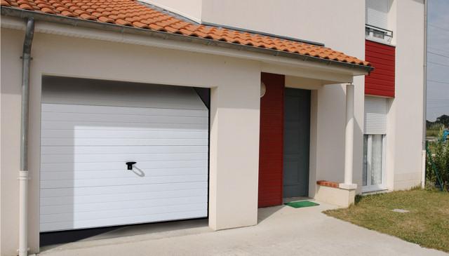 Serrurerie jolivel mtallerie ferronnerie fermetures - Automatisme porte de garage sectionnelle ...